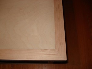 DVD Player Cabinet Top
