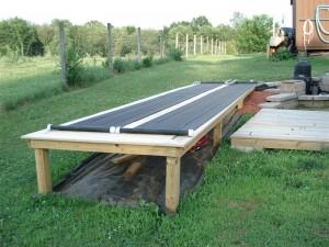 Solar Heater Platform (3)