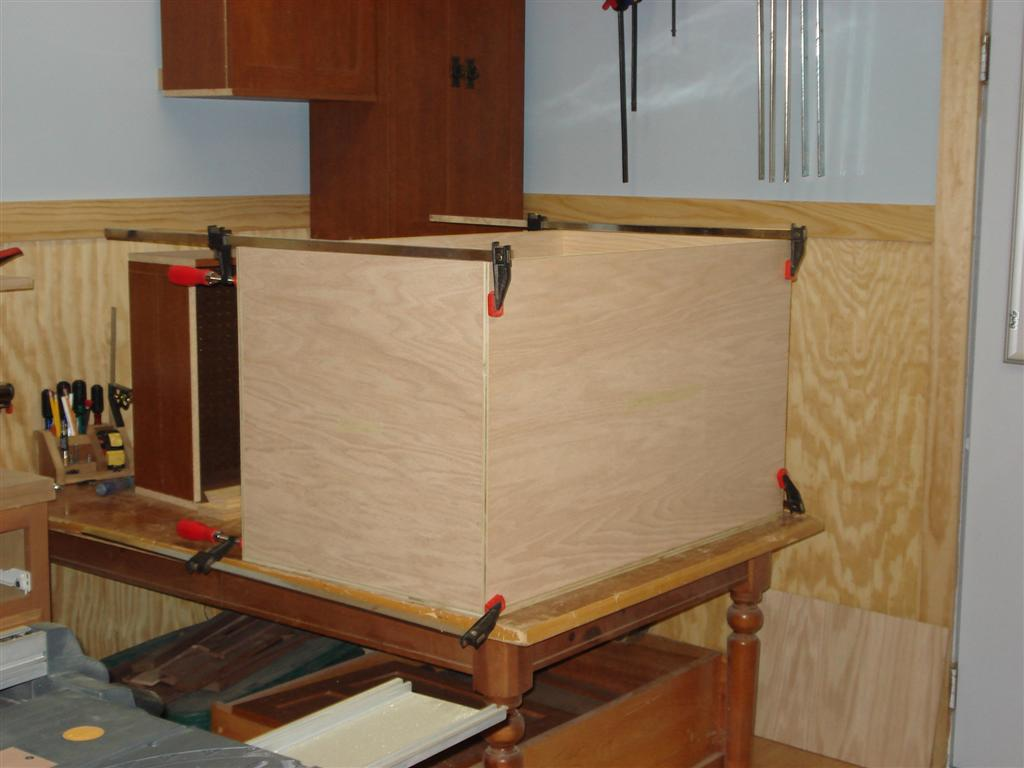 Assembled Tack Trunk Carcase