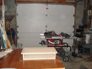 North Side of the Workshop