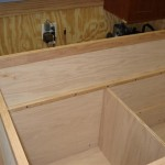 Tack Trunk Shelf and Tray Supports
