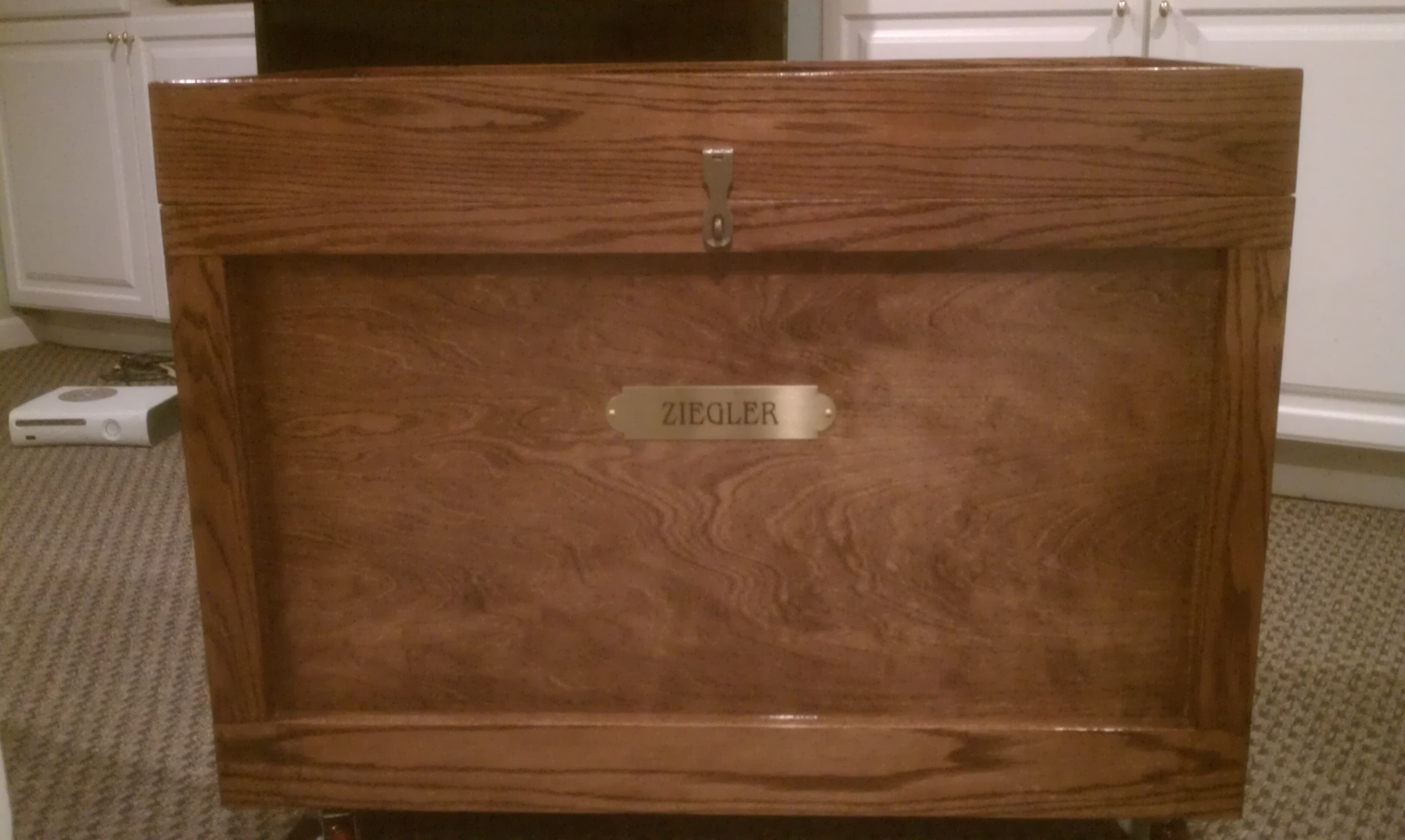 Tack Trunk created by Kent from NJ